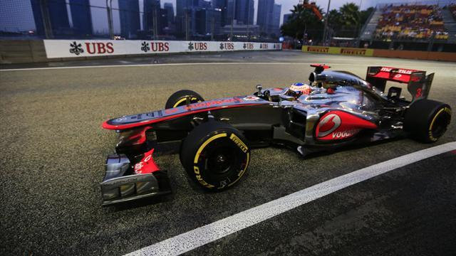 Formula 1 - McLaren will not have new title sponsor for car launch