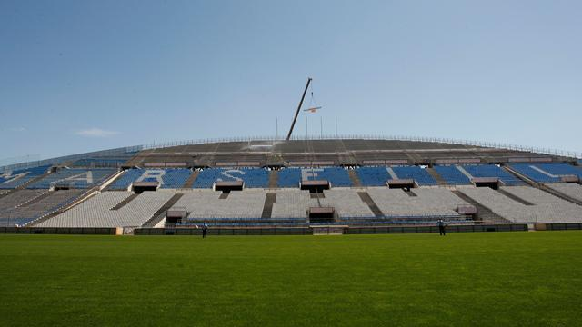 Ligue 1 - Marseille v Lyon called off due to strong winds
