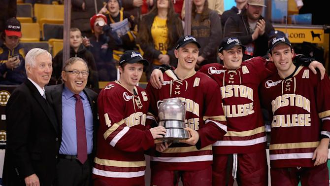 2016 Beanpot Tournament - Championship