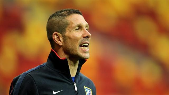 Champions League - Atletico will look to impose own style on Barca - Simeone