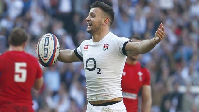Six Nations - England beat Wales in thriller to keep title hopes alive