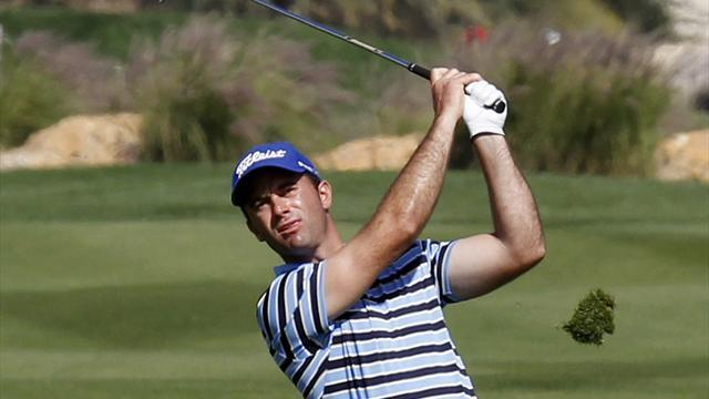 Golf - Rose rues penalty as Santos leads in Qatar