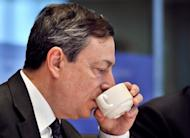 European Central Bank President Mario Draghi. The ECB looks set to dig its heels in this week and refuse any more easy money for governments as the political resolve to rein in deficits shows signs of crumbling, analysts say