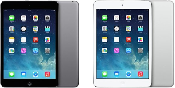 iPad mini 2 vs iPad mini 3!新機更低頻更省電?