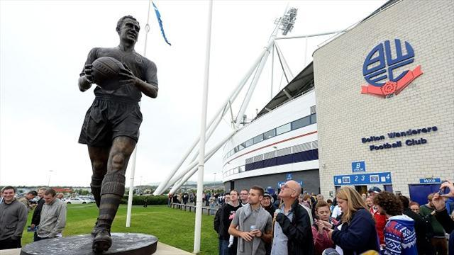 Football - Lofthouse statue unveiled