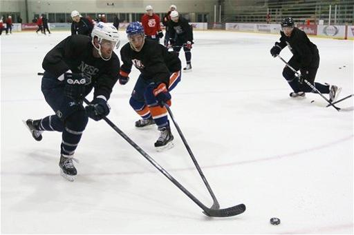 Oilers, Flames players say lockout is illegal The Associated Press