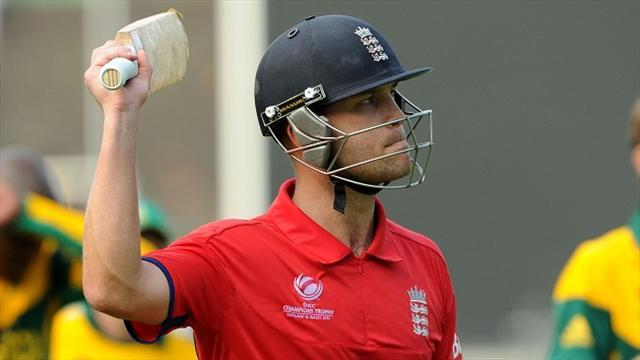Cricket - Trott hoping for memorable final