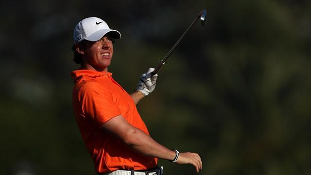Golf - McIlroy encouraged by first under-par round of year