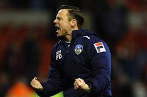 Dickov appointed new Doncaster manager