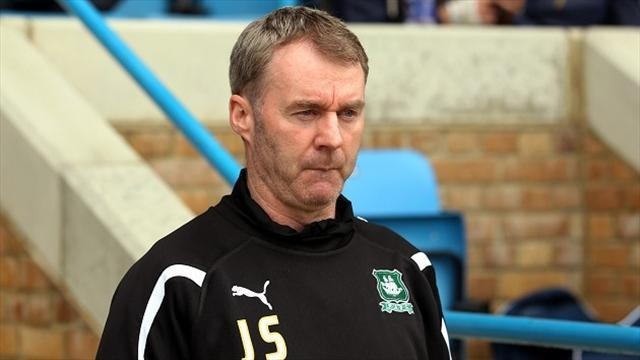 League Two - I want my players to argue with me, grumbles Plymouth boss