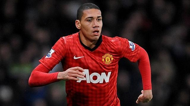 Premier League - Moyes disciplines Smalling for night out