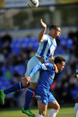 Soccer - Sky Bet League One - Peterborough United v Coventry City - London Road Stadium