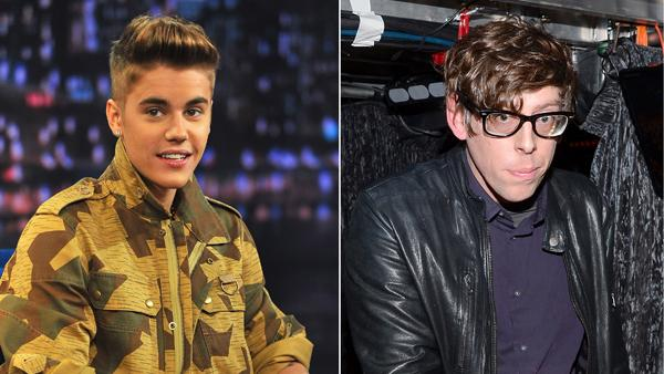 Justin Bieber Aims Fighting Words at Black Keys Drummer