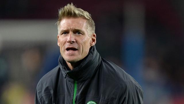 Scottish Football - Mjallby warns Hoops over Hearts