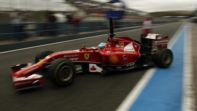Formula 1 - Ferrari plans FIA talks over making F1 a better spectacle