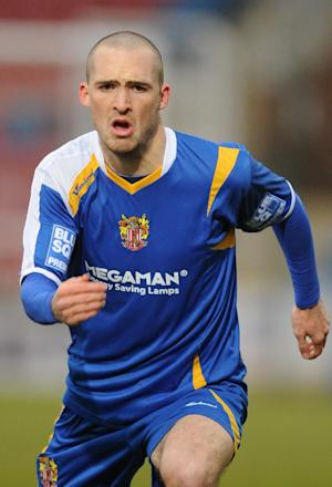 Stevenage are planning a memorial match for Mitchell Cole in May