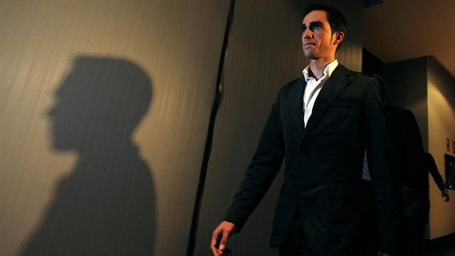 Cycling - Contador to take stand in Puerto doping case