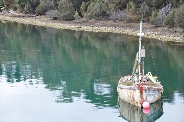 Tasmania has a great marine heritage, which leads to a whole load of very cute picture opportunities of sailboats on glassy waters. Just the kind of thing you want hanging in your bathroom.