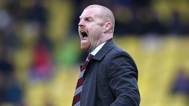 Championship - Dyche: We did not pressurise ref