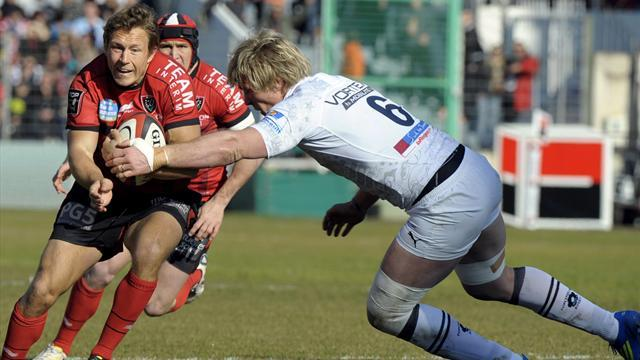 Top 14 - Toulon bounce back with thrashing