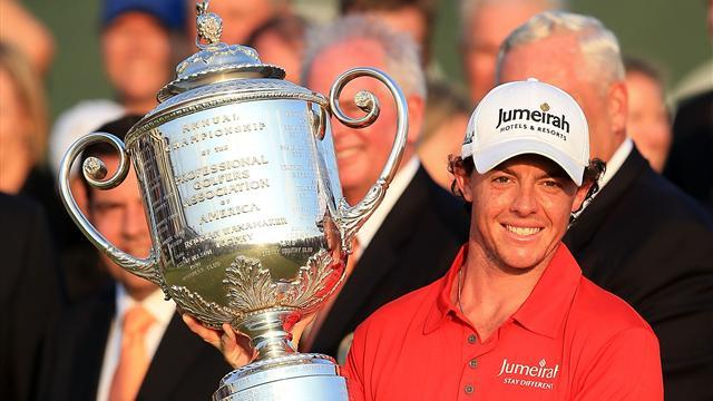 Golf - McIlroy clinches Nike deal worth over £150m