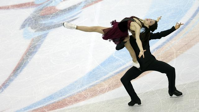 Figure Skating - Figure skaters feel love at first sight for Sochi