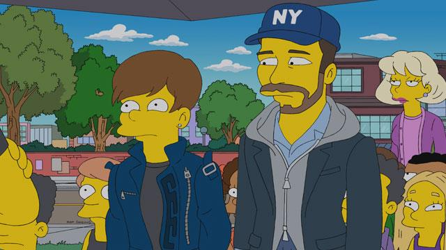 First Look: Justin Bieber on 'The Simpsons'