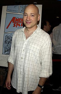 Premiere: Evan Handler at the New York premiere of Fine Line's American Splendor - 8/12/2003