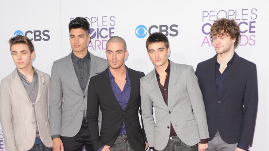 The Wanted Land E! Reality Show