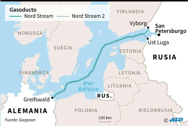 Reunión entre UE Rusia y Ucrania para intentar resolver el conflicto del gas