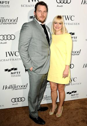 PICTURE: New Mom Anna Faris Shows Off Post-Baby Body Two Months After Giving Birth