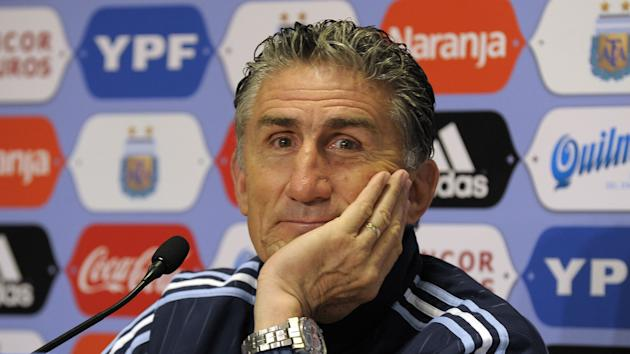 Edgardo Bauza's openness to selecting Mauro Icardi for Argentina is not sitting well with Diego Maradona.