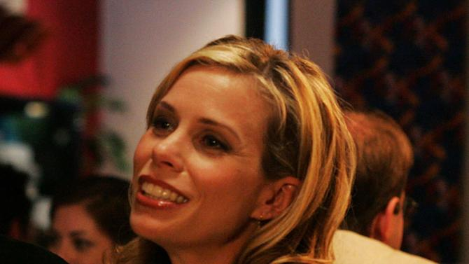 Cheryl Hines stars in Curb Your Enthusiasm.