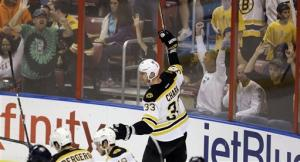 Chara, Lucic score to help Bruins beat Panthers
