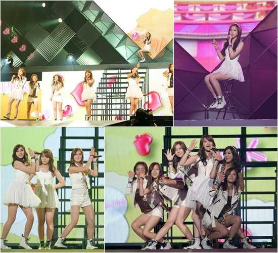 A Pink on ′M Countdown Hello Japan′