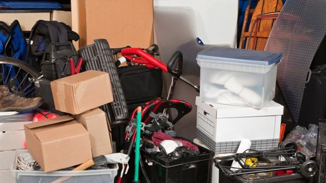 De-cluttering your way to happiness