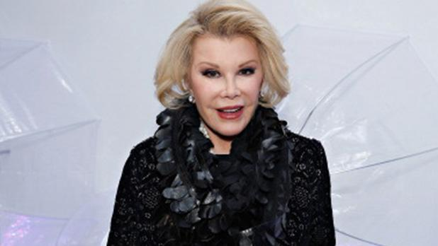Sarah Silverman, Bette Midler, Kelly Osbourne Send Well-Wishes to Joan Rivers