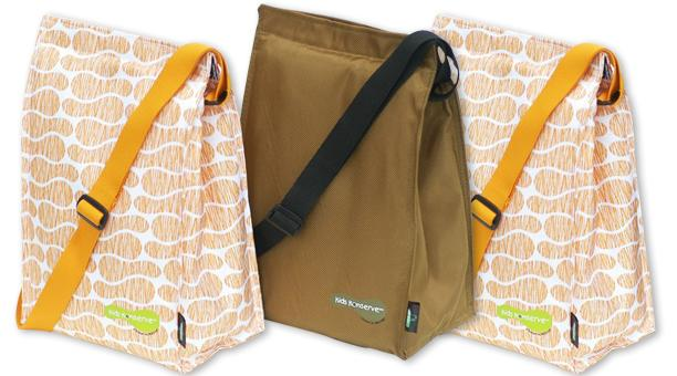 Eco-Friendly and Easy-to-Carry Lunch Bag