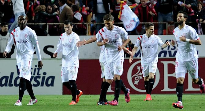 Video: Sevilla vs Zenit