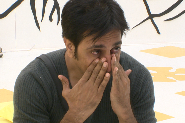 Bigg Boss 6: Rajiv breaks down
