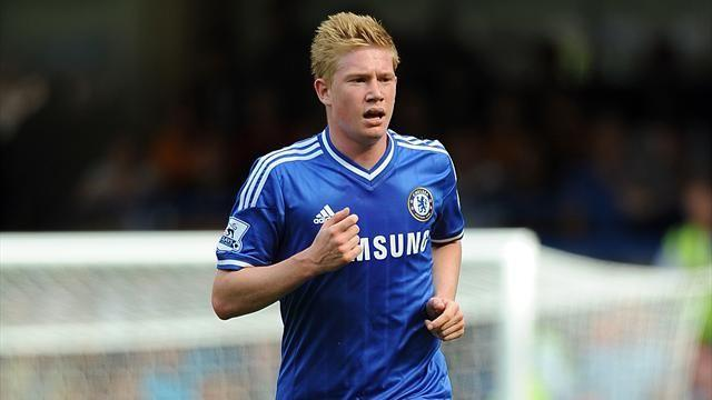 Bundesliga - Kevin De Bruyne leaves Chelsea for Wolfsburg