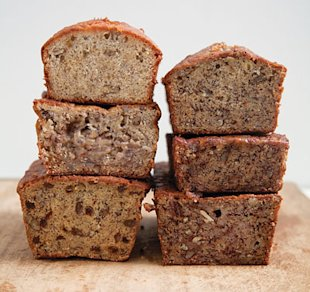 Mom's Banana Bread