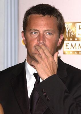 Matthew Perry Emmy Awards - 9/22/2002