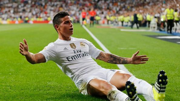 Why James Rodriguez needs to play no. 10 role for Real Madrid