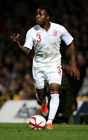 Danny Rose was the target of racist chanting from the Serbia crowd