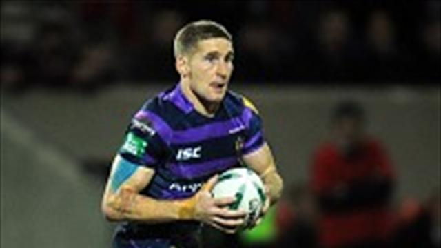 Rugby League - Wane furious over Tomkins incident