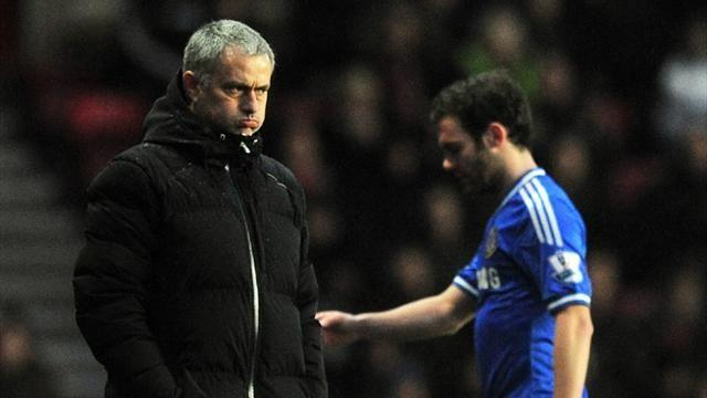 Premier League - Paper Round: Mourinho puts United on red alert over Mata