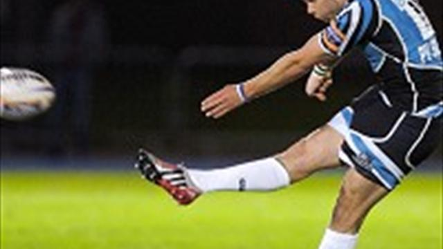 Rugby - Warriors suffer Castres defeat