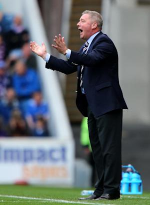 """Rangers manager Ally McCoist wants a """"healthy working relationship"""" with the Scottish FA"""