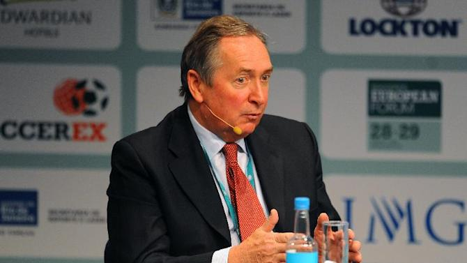 Gerard Houllier believes the new centre at Burton will improve England's fortunes
